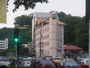 Building in Kota Kinabalu