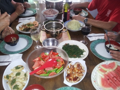 A Kadazan feast