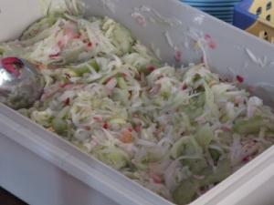 Bitter Gourd Salad