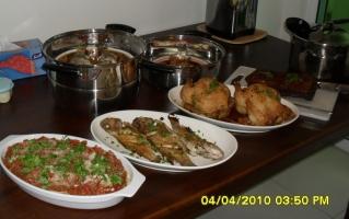 Communal Dining