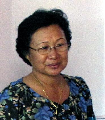 Aunty Maria