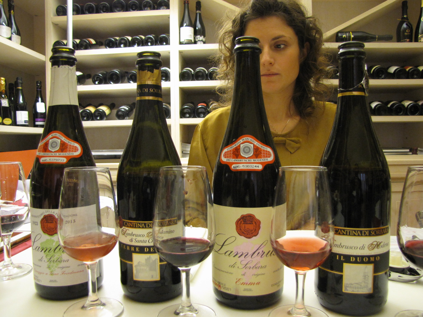 Lambrusco basics