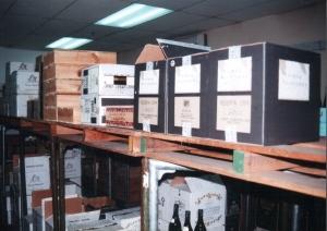Happy Vines storage