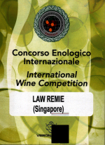 VinItaly Wine Competition ID badge