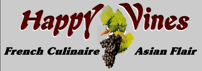 Happy Vines Culinaire