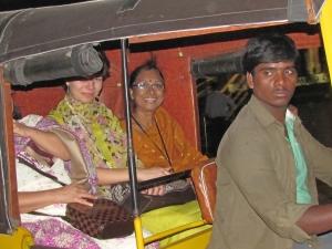 Autos, local public transportation