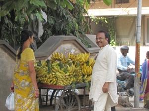 Bananas a plenty