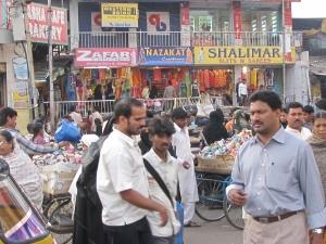 Charmina bazaar, Hyderabad