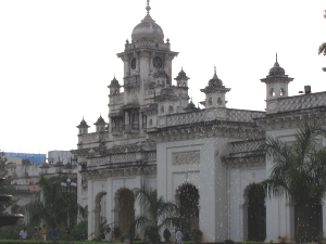 Outer buildings, Chowpatty Palace