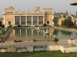 Inner sanctum, Chowpatty Palace
