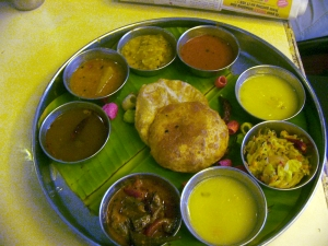 South Indian Talli