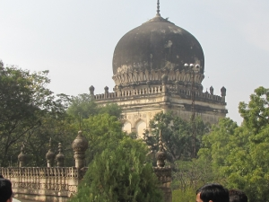 Royal tombs, Hyderabad